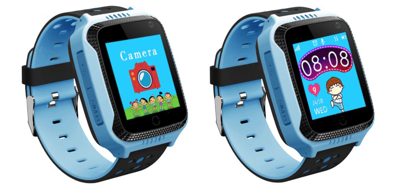 Дитячий розумний годинник з GPS трекером G900A Blue - «XoKo» c7f07ca2314e1