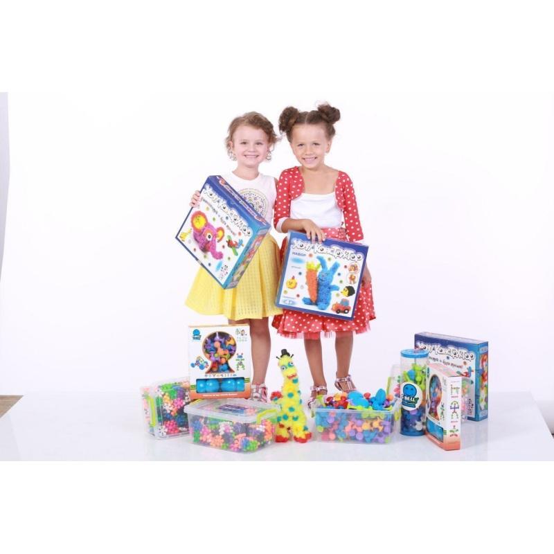 Набір ХочуКонструктор 500+ Gift Box