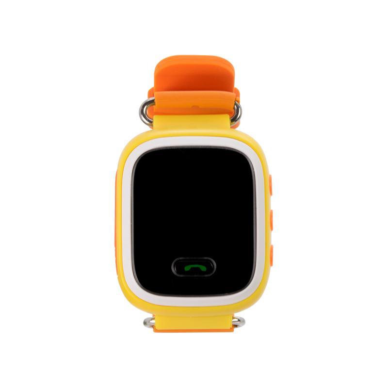 Дитячий розумний годинник з GPS трекером GW900 (Q60) Orange Yellow ... 45382add2e2b9