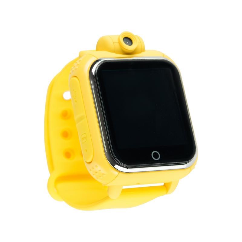 Детские умные часы с GPS трекером TD-10 (Q150) Black