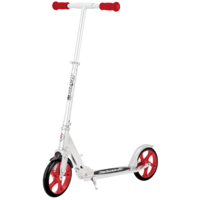 Самокат Razor Scooter A5 Lux Red/Silver