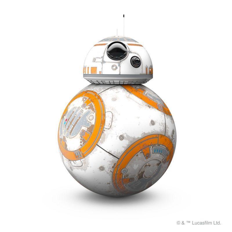 Мікроробот Sphero BB-8