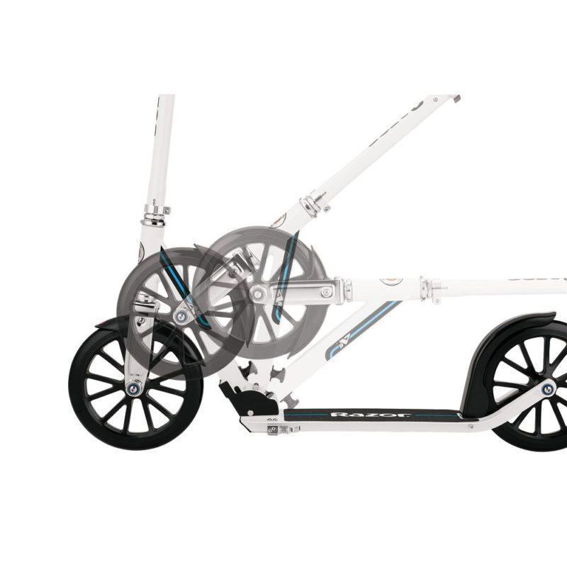 Самокат Razor Scooter A6 Silver