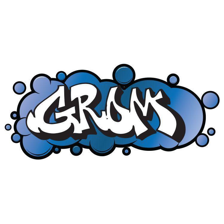"Самокат Razor Street Jam ""Grom"" Blue/White"