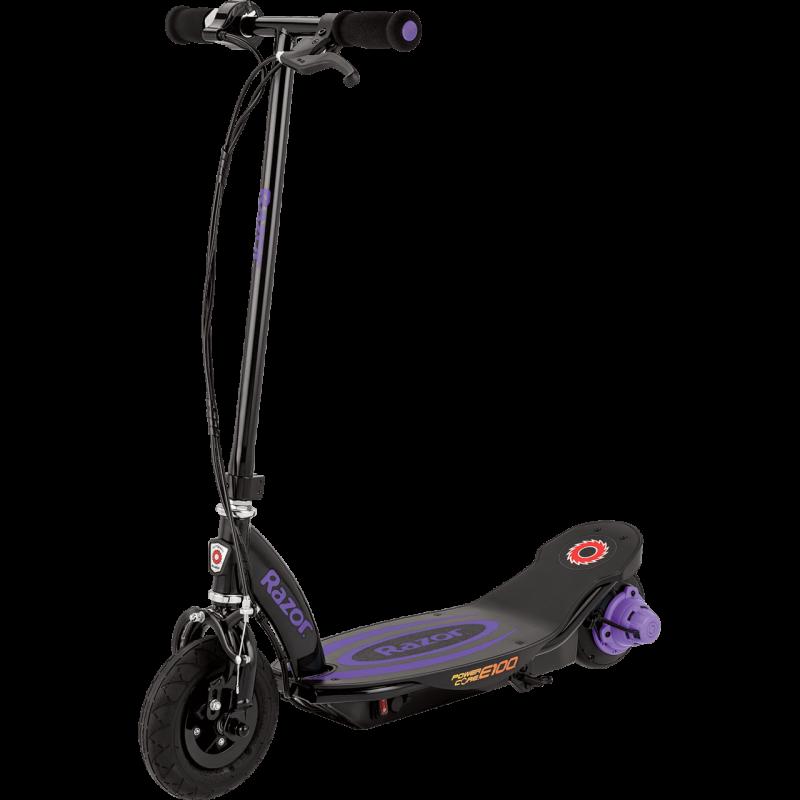 Электросамокат Razor Power Core E100 Purple