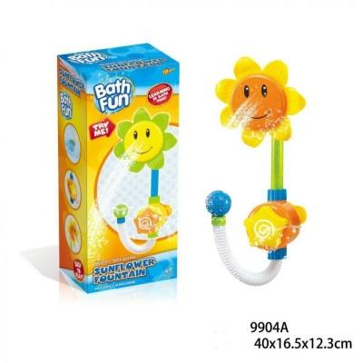 """Іграшка для ванни BathFun ХоКо """"Соняшник Насос"""""""