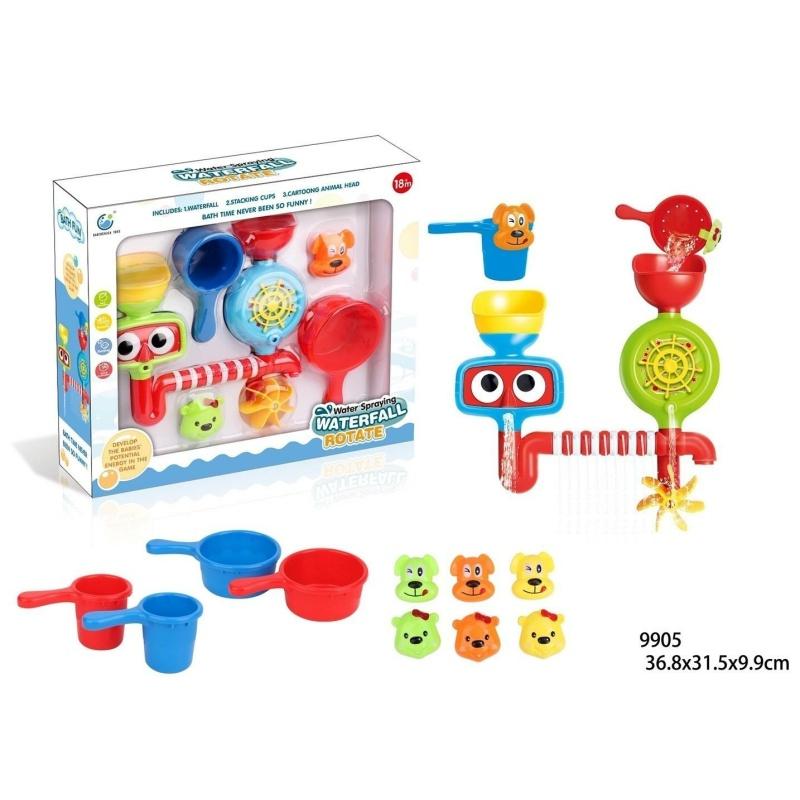 """Іграшка для ванни BathFun ХоКо """"Водяний млин"""""""