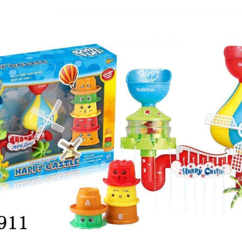"""Іграшка для ванни BathFun ХоКо """"Щасливий Замок"""""""