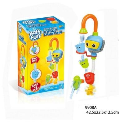 """Іграшка для ванни BathFun Хоко """"Веселий Насос"""" (9908А)"""