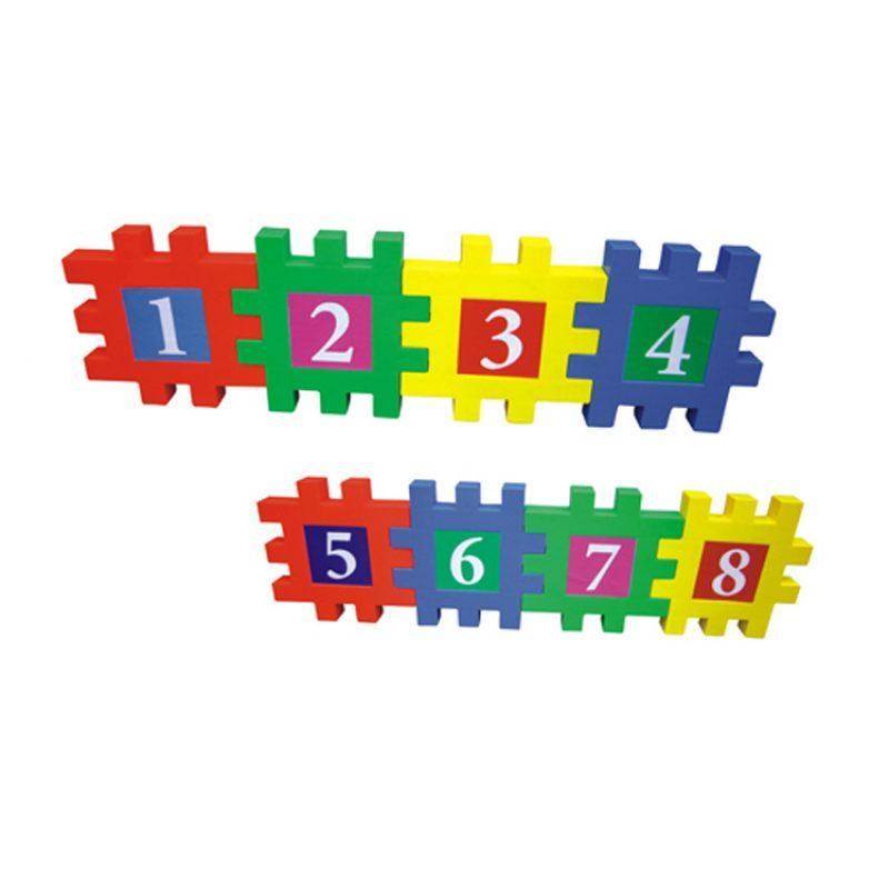 Конструктор ХочуКонструктор Велетень 6233 (40  деталей)