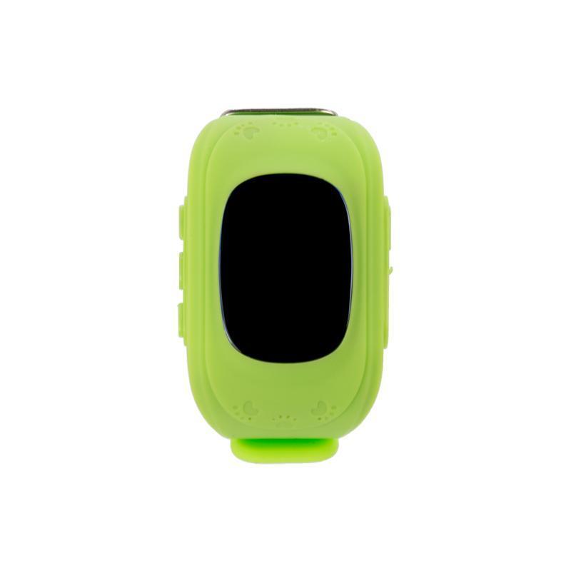 Дитячий розумний годинник з GPS трекером GW300 (Q50) Green