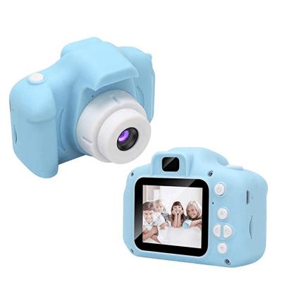 Цифровий дитячий фотоапарат XOKO KVR-001 Блакитний - Блакитний