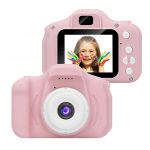 Цифровой детский фотоаппарат XOKO KVR-001 голубой+карта памят 16Gb