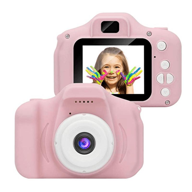 Цифровой детский фотоаппарат XOKO KVR-001 голубой - Голубой