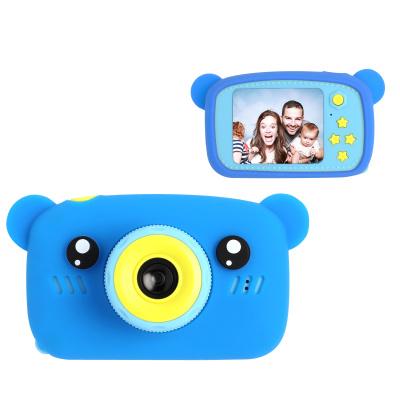 Цифровий дитячий фотоапарат XOKO KVR-005 Bear Блакитний