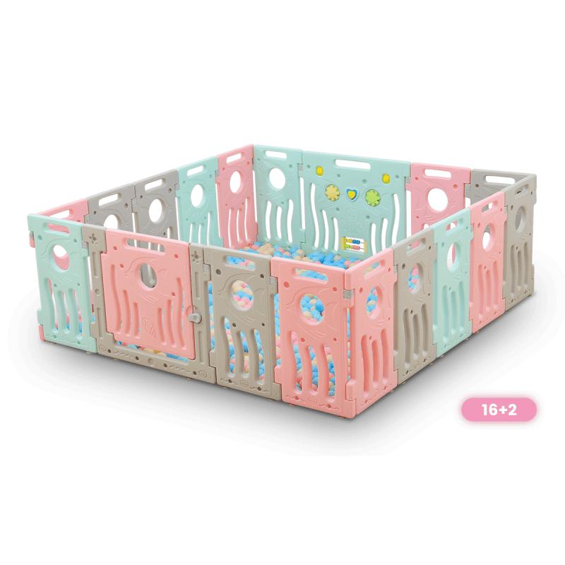 Детский манеж - заграждение XOKO Play Pen Ocean Series A16 188*188cm