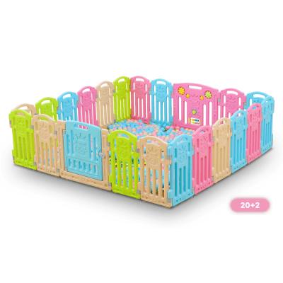 Игровая площадка XOKO Play Pen Bear Series D20 197*197cm