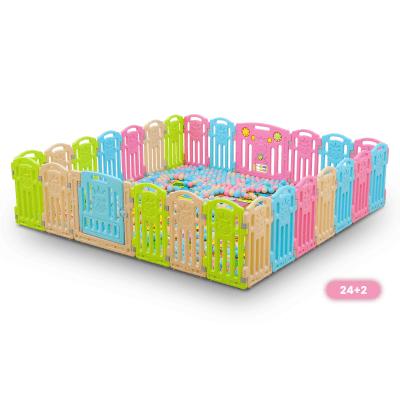 Детский манеж - заграждение XOKO Play Pen Bear Series D24 229*229cm