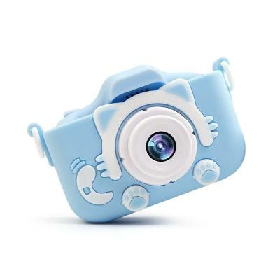 Силиконовый чехол и ремешок для цифрового детского фотоаппарата XOKO KVR-001 Розовый