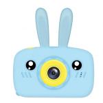 Цифровий дитячий фотоапарат XOKO KVR-010 Rabbit Блакитний