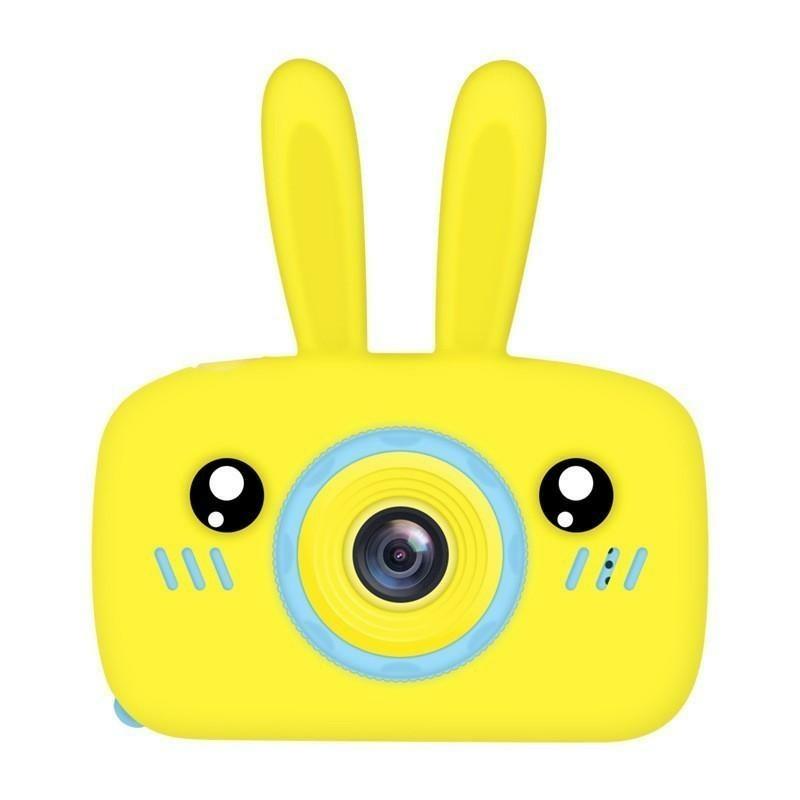 Цифровий дитячий фотоапарат XOKO KVR-010 Rabbit Жовтий