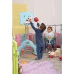 Баскетбольный щит Медвежонок XOKO Play Pen BS02 3 в 1
