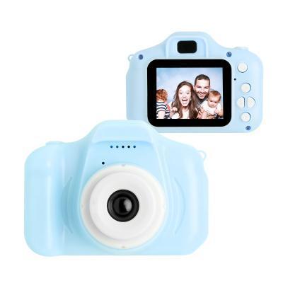 Цифровой детский фотоаппарат XOKO KVR-001 Голубой