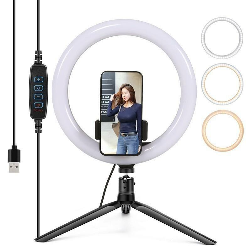Набір блогера 3 в 1 XOKO BS-300, LED 26 см
