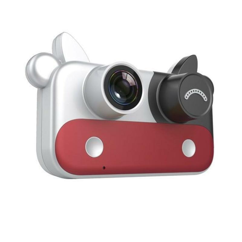 Цифровий дитячий фотоапарат XOKO KVR-050 Cow Червоний