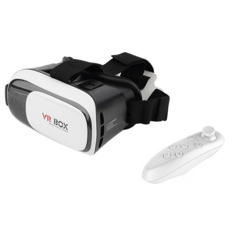 VR - очки XoKo Glasses 3D VR-001 Black/White