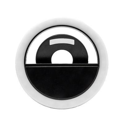 Селфи-кольцо XOKO BS-005U Black,LED 8,5 см