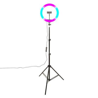 Набор блогера XOKO BS-600 RGB  LED 26 см