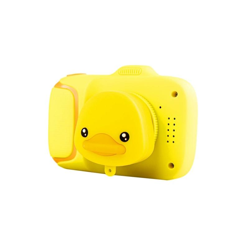 Цифровой детский фотоаппарат XOKO KVR-020 Chick желтый