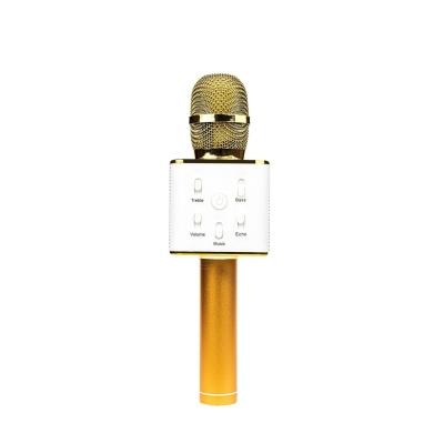 Беспроводной Караоке-Микрофон Optima Wster MK-5 Gold