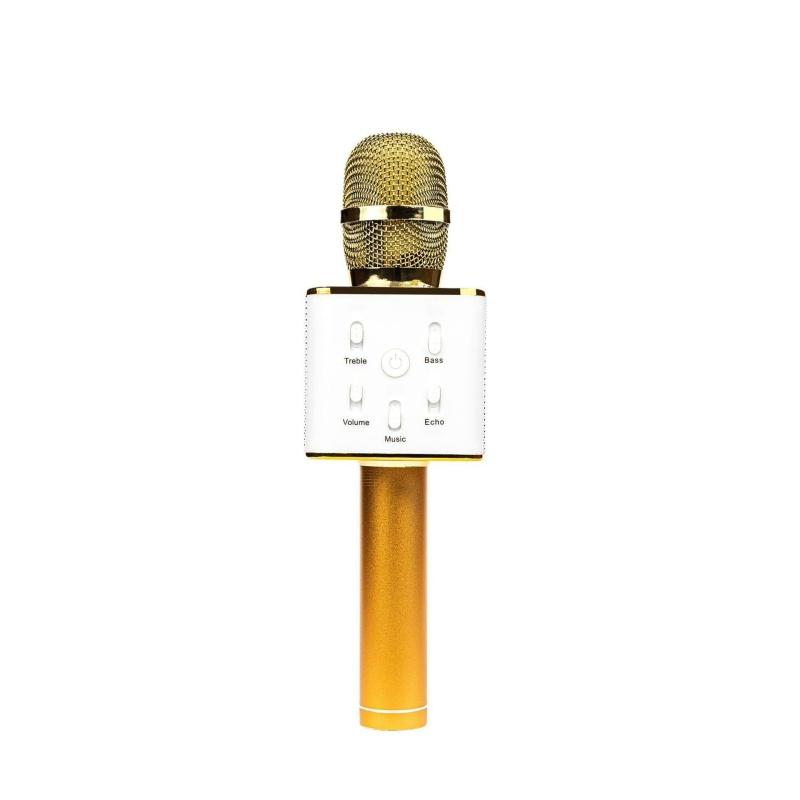 Бездротовий Караоке-Мікрофон Optima Wster MK-5 Gold