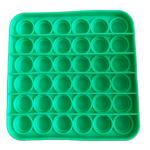 Іграшка антистрес Sibelly Pop It Mono Square Mint