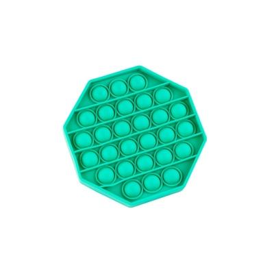 Іграшка антистрес Sibelly Pop It Mono Octagon Violet